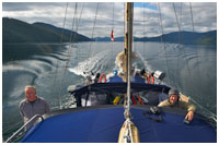 Cruising the Calm Waters of Gwaii Haanas