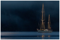 The Beautiful <em>Ocean Light II</em> Sailboat